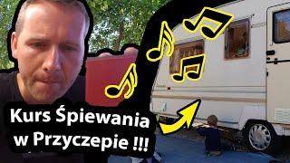 Nauka Śpiewu w Przyczepie Kempingowej !!! - Wycieczka do AquaLandu w Portugalii (Vlog #306)
