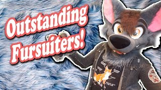 5 Outstanding Fursuiters!