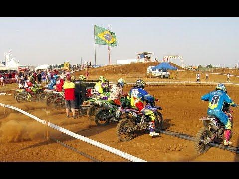 4ª etapa Campeonato Gaucho de Motocross 2017 - Vacaria RS