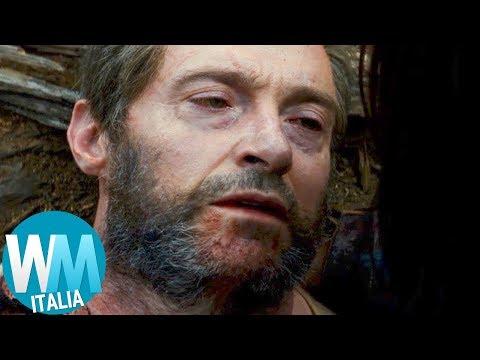 Top 10 MORTI strappalacrime nei FILM di SUPEREROI!