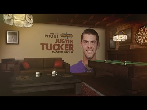 Justin Tucker pitches his kick-off rule change