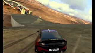 Track Mania 2 PC-Gameplay