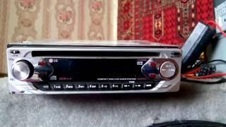 CD/MP3 ресивер LG TCH-M540