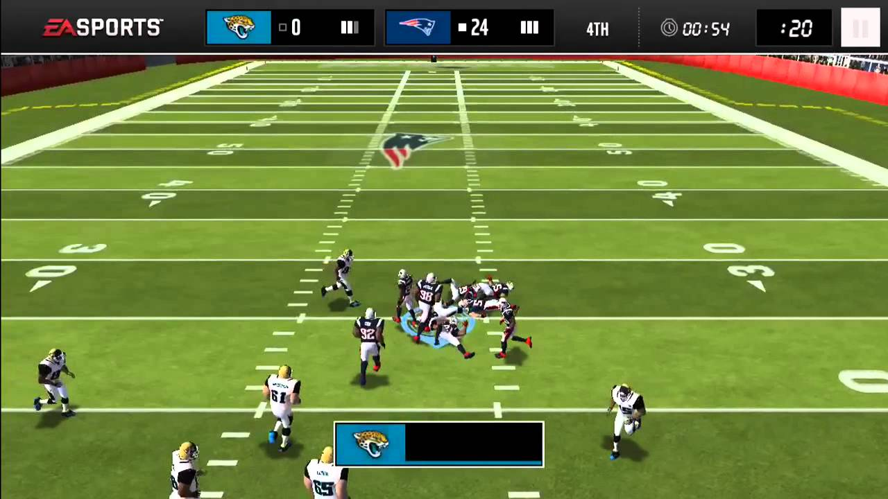 Madden Mobile 16 Gameplay Episode 1 - How Was That Intercepted ...