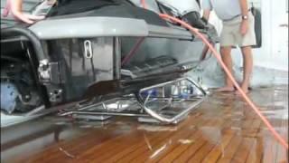 Waverunner Cradle For Yachts