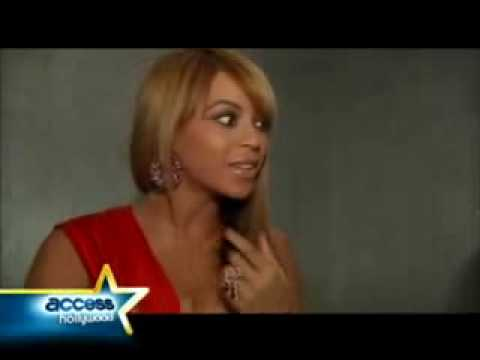 """Beyonce Speaks On Blurting """"i Love You"""" To Jay-z @ Grammys"""