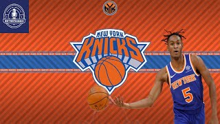 New york knicks | immanuel quickley drops 31! is he the pg of future? needs more minutes!