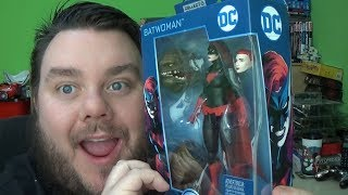 DC Multiverse Batwoman (Rebirth) Click & Connect Clayface Wave Action Figure Review