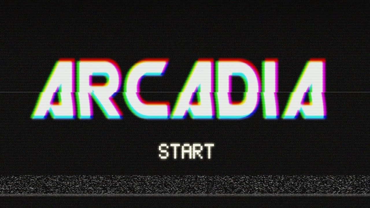 Photoshop Tutorial Create A Cool Retro Vhs Text Effect