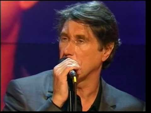 BRYAN FERRY - It's All Over Now Baby Blue.