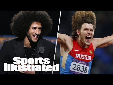 Kaepernick's Evolution Since First Protests, Russian Olympic Ban | SI NOW | Sports Illustrated
