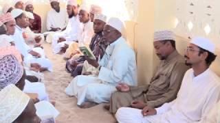 Hauli Ya Ustadh Muhammad  bin Shariff Said Al Beidh. 23.Swafar.1438H. 24/11/2016