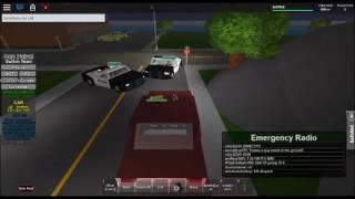 CPER 2016 Cop Patrol ROBLOX I met gaz!!!!