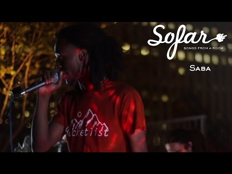 Saba - Church / Liquor Store | Sofar Chicago