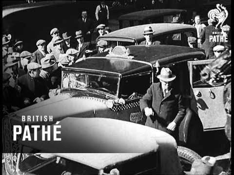 U.S Taxi Strike (1934)