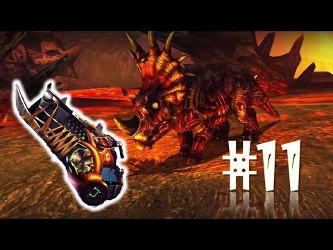 Dino Hunter: Deadly Shores #11 - Zombie BOSS RASH♫♪ Newbie Gaming