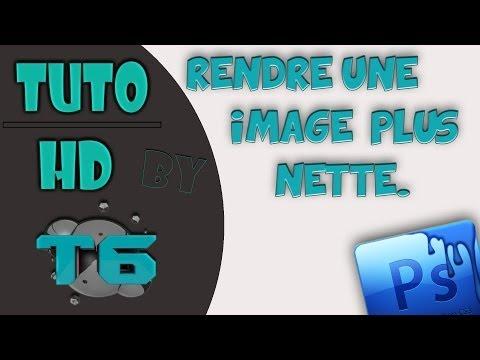 Tuto Photoshop ► Comment améliorer la qualité d'une image + effet de couleurs améliorer ☆ Tuto HD