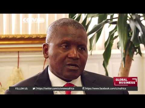 Africa's richest man Aliko Dangote making a push into oil and gas
