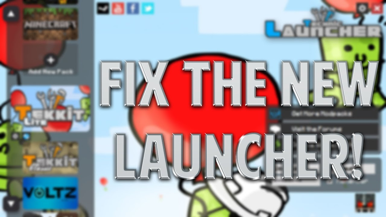How To Fix The New Technic Launcher Beta Can't Download and Other Errors!