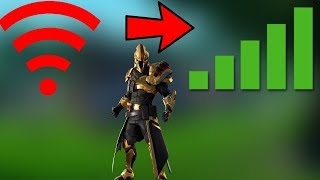 How to Get 0 Ping in Fortnite Glitch! (0 PING GLITCH)
