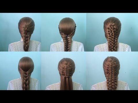 AnaTran - 6 kiểu tết tóc đi tiệc cưới ĐƠN GIẢN - SANG TRỌNG