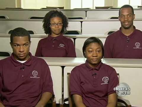 CBS Evening News Profiles D.C. Charter High-School