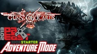 Guns of Icarus Online - Adventure Mode