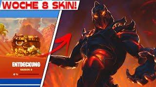 *NEW* GET FREE SKIN! | Fortnite Week 8 / Discovery Skin