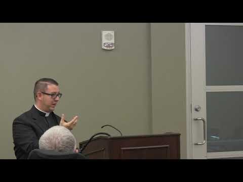 Problem of Evil: Fr. Leon Vigil 11/7/17