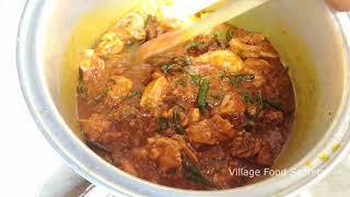 Dal Gosht Recipe   Dal Chicken Gosht   Chanay Ki Daal aur Gosht   Dal Chicken   Village Food Secrets