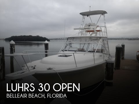 [SOLD] Used 2003 Luhrs 30 Open In Belleair Beach, Florida