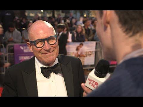 Bill Nicholson, Breathe INTERVIEW London Film Festival Opening Night