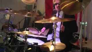 Robert Palmer - Addicted To Love - Drum Cover