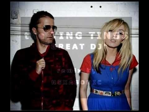 the TING TINGS - Great DJ - remix by Arrowbass Hexasonic