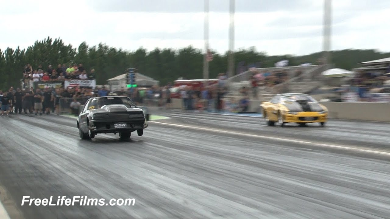 Worlds Quickest and Fastest Radial Small Block!!!