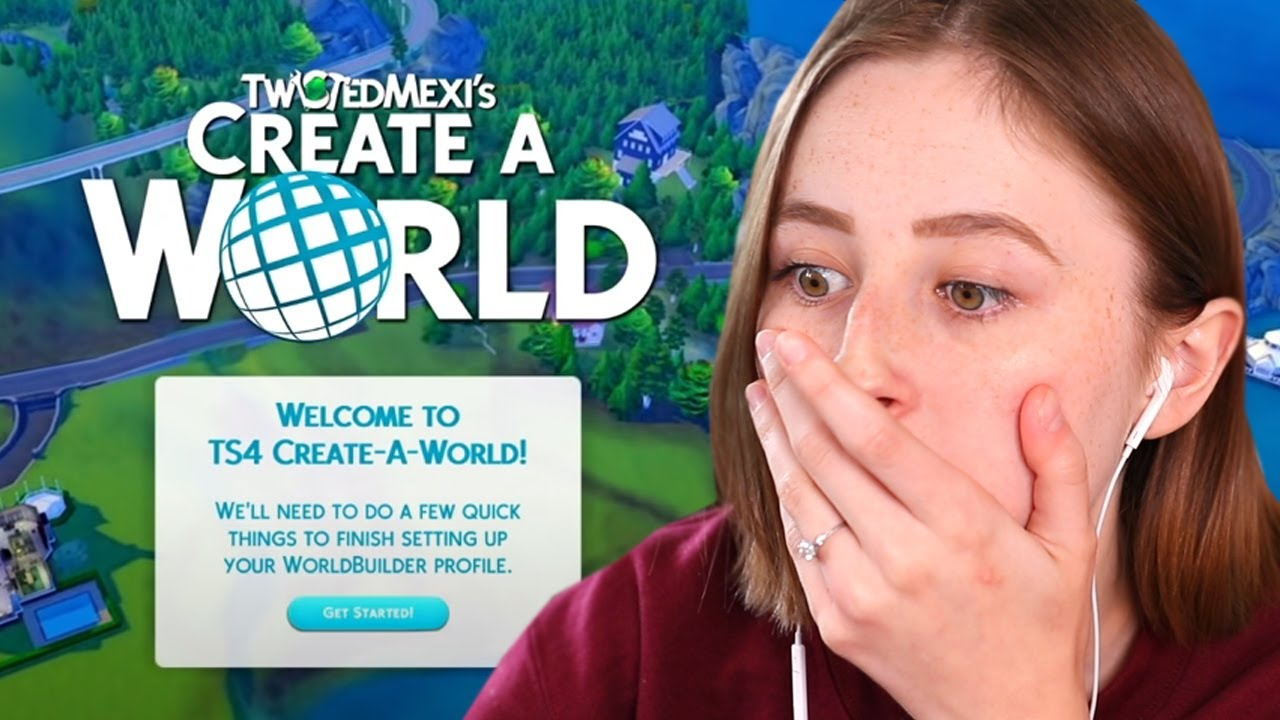 Download CREATE A WORLD IS COMING TO THE SIMS 4
