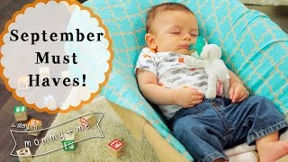 September Baby Product Haul! | A Story of Mommy and Me