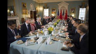 أخبار عالمية | اجتماع أمريكي صيني في #واشنطن لبحث الأزمة الكورية
