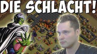 DIE SCHLACHT! || CLASH OF CLANS || Let's Play CoC [Deutsch/German HD]