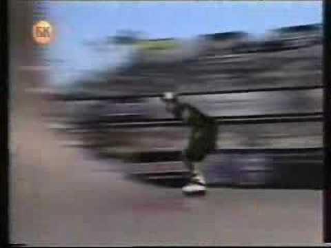 Chris Edwards 1996 X-games Vert