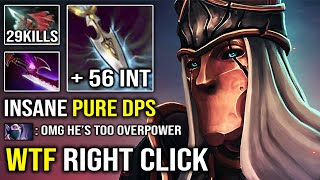 WTF Right Click Silencer  56 INT Pure DPS Crazy 29Kills Insane Struck Like a Truck 7.30 d Dota 2  | NewsBurrow thumbnail