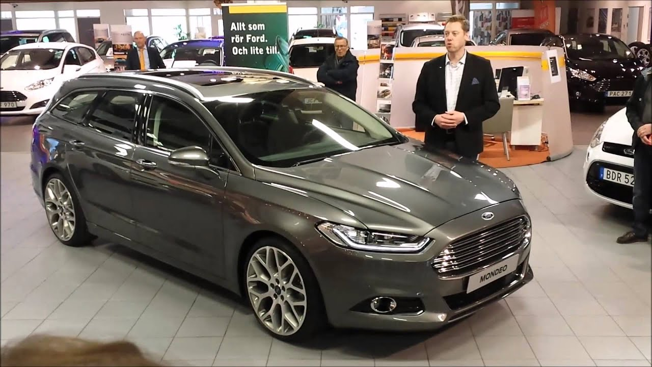 ford mondeo 2014 first screening in sweden youtube. Black Bedroom Furniture Sets. Home Design Ideas