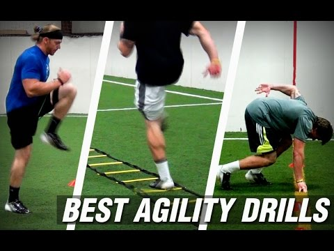 Best Speed And Agility Drills | Top 4 Agility Drills Of All Time