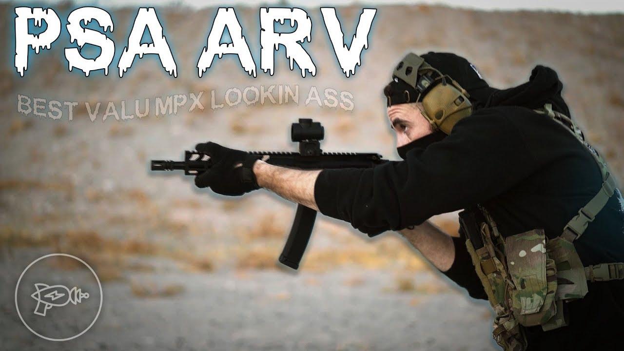 Bootleg MPX Bangin' 🆒 PSA ARV 9mm! [Review]
