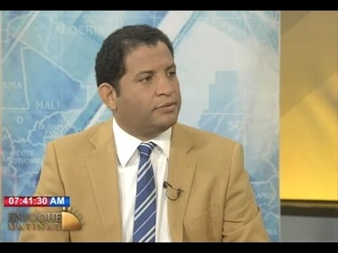 Entrevista al sociólogo, Juan Miguel Pérez Vargas en Enfoque Matinal