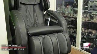 Массажное кресло Hilton 2(Благодаря комплексу программ и новаторским решениям в конструкции, Hilton 2 является эффективным инструменто..., 2016-04-03T16:41:39.000Z)