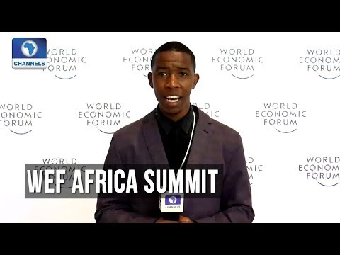 28th WEF Africa Summit Begins In Cape Town, South Africa
