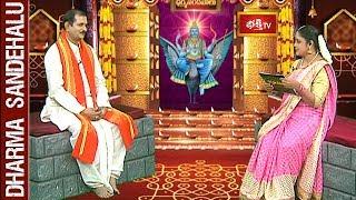 Shani trayodasi special dharma sandehalu by sri mylavarapu srinivasa rao || 24 may 2017