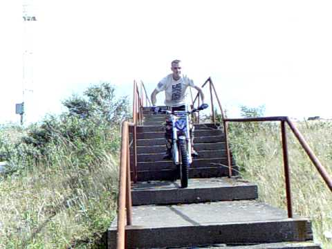 hunterston trials section (the stairs)