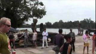 Angkor Wat - Cambodia Trip 2011 Part 2 of 4